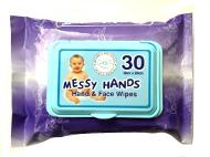Baby Hand & Face Wipes 30 pk