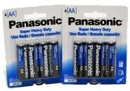 Panasonic AA SHD 4PK Battery