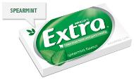Wrigley Xtra SpearmintGum 24pc