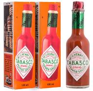 Tabasco Hot Sauce Red 60ml