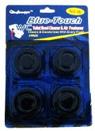 Toilet Bowl Blue Cleaner 4pk