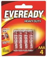 Eveready HD AAA 4PK
